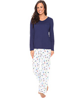 Jockey - Knit Two-Piece Pajama Set