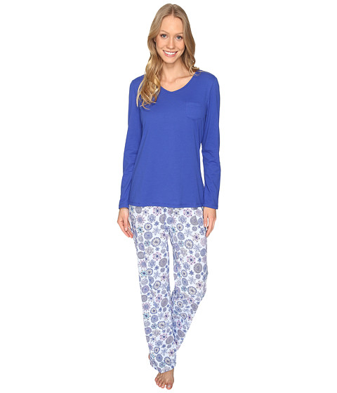 Jockey Knit Two-Piece Pajama Set