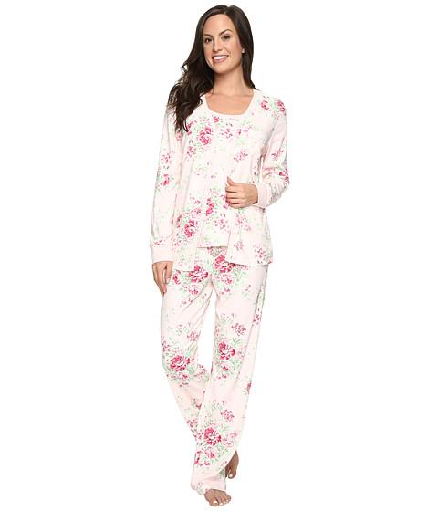 Carole Hochman Three-Piece Pajama Set