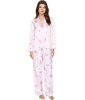 Carole Hochman - Packaged Brush Back Satin Pajama