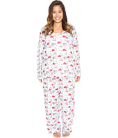 Carole Hochman - Plus Size Packaged Novelty Print Pajama