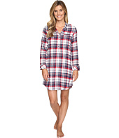 Jockey - Flannel Plaid Sleepshirt