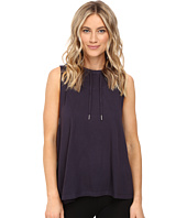 Midnight by Carole Hochman - Lounge Sleeveless Hoodie