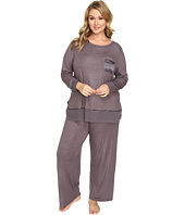 Midnight by Carole Hochman - Plus Size Packaged Key Item Pajama