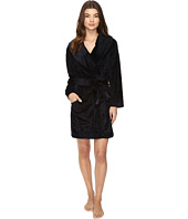 Midnight by Carole Hochman - Sheared Plush Robe