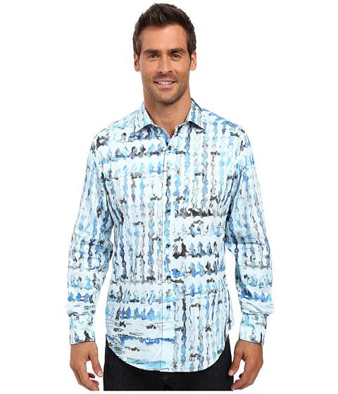 Robert Graham Shallow Ponds Long Sleeve Woven Shirt