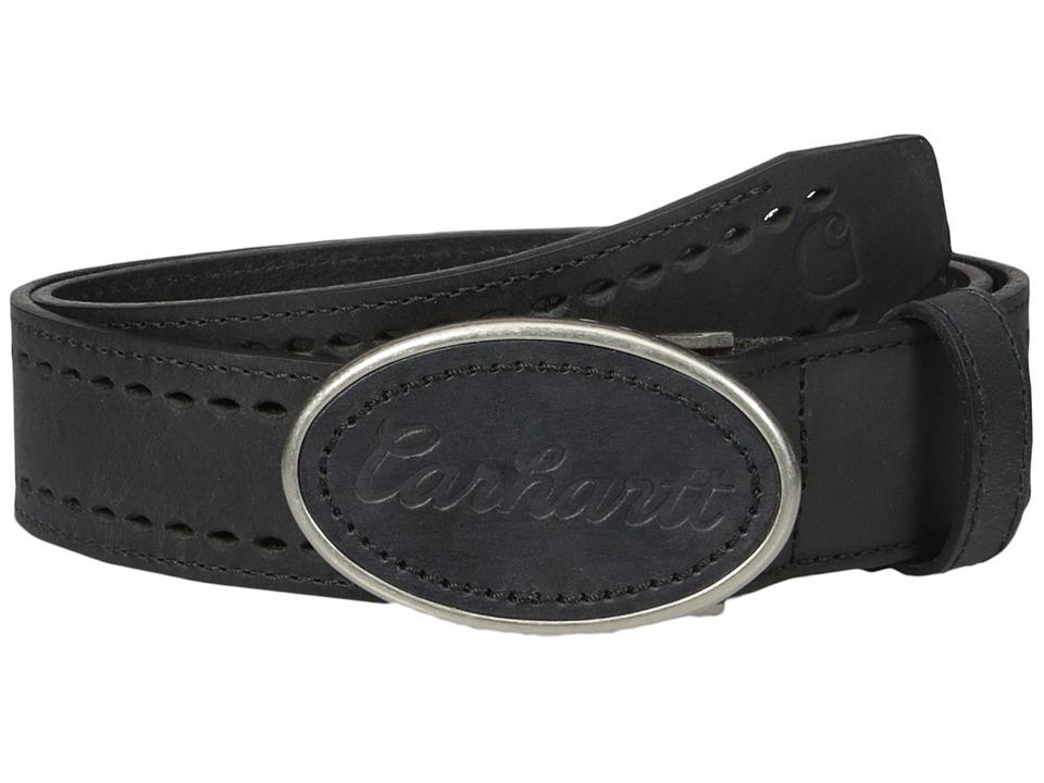 Carhartt Signature Reversible Belt (Black) Women
