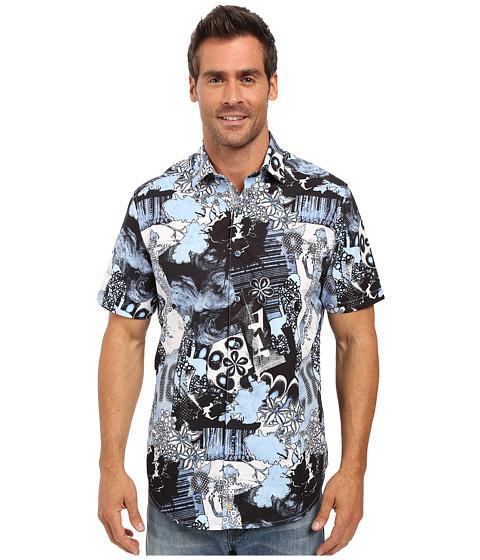 Robert Graham Moapa Valley Short Sleeve Woven Shirt
