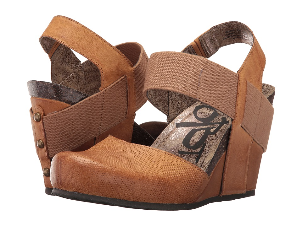 OTBT - Rexburg (Dark Brown) Womens Wedge Shoes