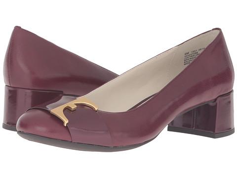 Anne Klein Hastobe - Wine Leather