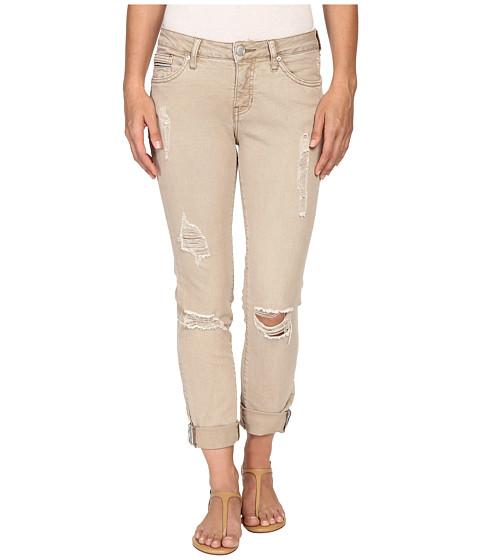 Jag Jeans Alex Boyfriend Supra Colored Denim in Desert
