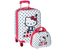 Heys America Hello Kitty 2-Piece Set 21 Carry-On Beauty Case