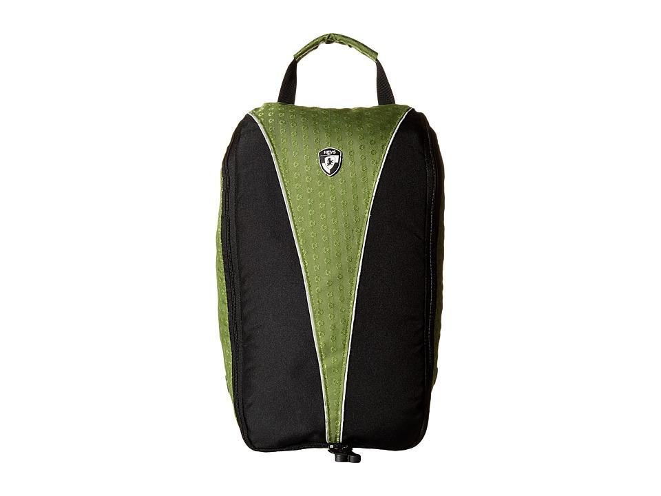 Heys America - Ecotex Shoe Bag (Olive) Bags