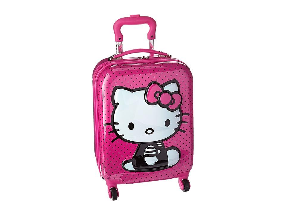 Heys America - Hello Kitty 3D Pop Up Spinner Luggage (Pin...