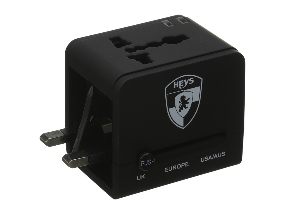 Heys America Heys America - All-In-One Travel Adapter Pro with USB