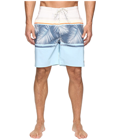 Rip Curl Trimmer Lay Day Boardshorts - Blue Grey