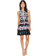 Vince Camuto - Printed Sleeveless Fit and Flare