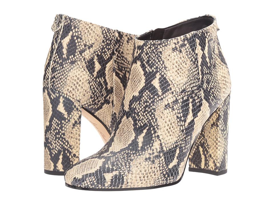 Sam Edelman - Cambell (Modern Ivory Rock Snake Print Leather) Women