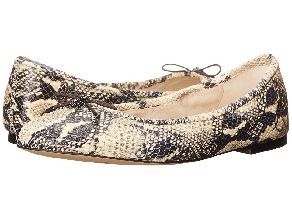 Sam Edelman Felicia (Modern Ivory Rock Snake Leather) Women