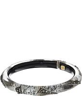 Alexis Bittar - Crystal Encrusted Origami Inlay Hinge Bracelet