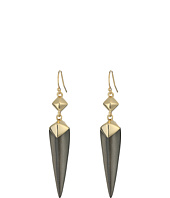 Alexis Bittar - Double Pyramid Drop Earrings
