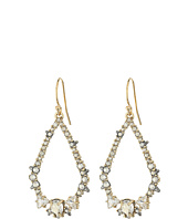 Alexis Bittar - Crystal Encrusted Spiked Tear Earrings