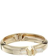 Alexis Bittar - Small Pierece Rock Crystal Hinge Bracelet