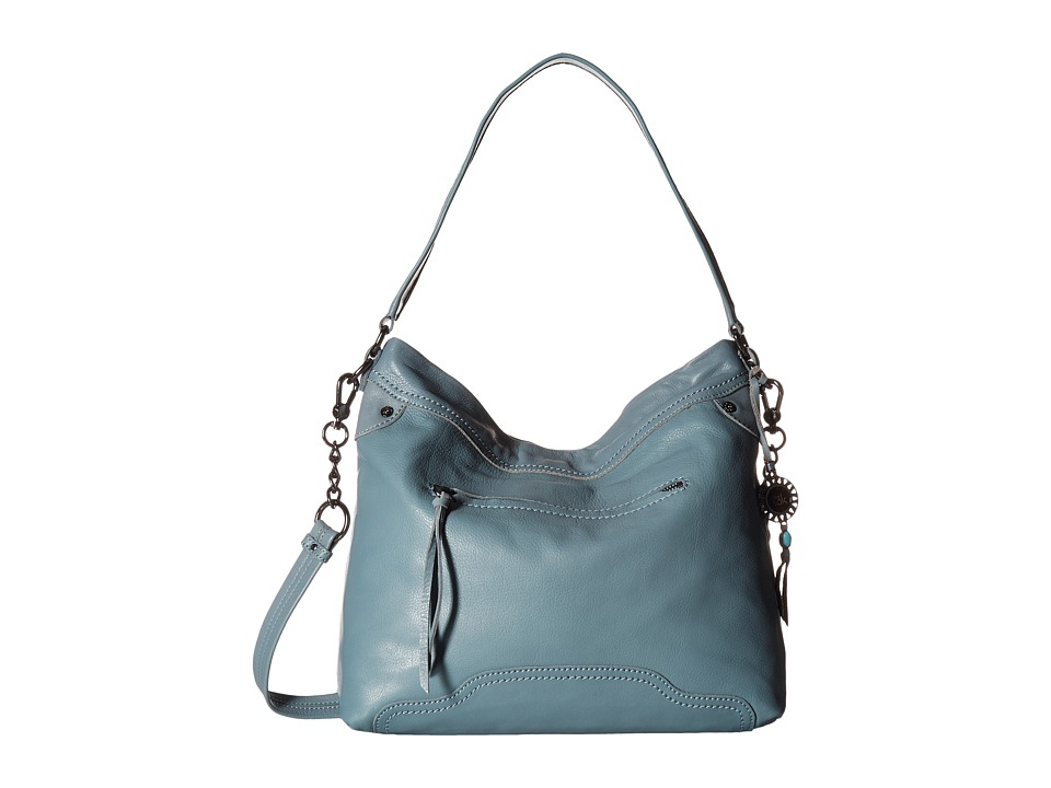 The Sak - Tahoe Hobo (Blue Mist) Hobo Handbags