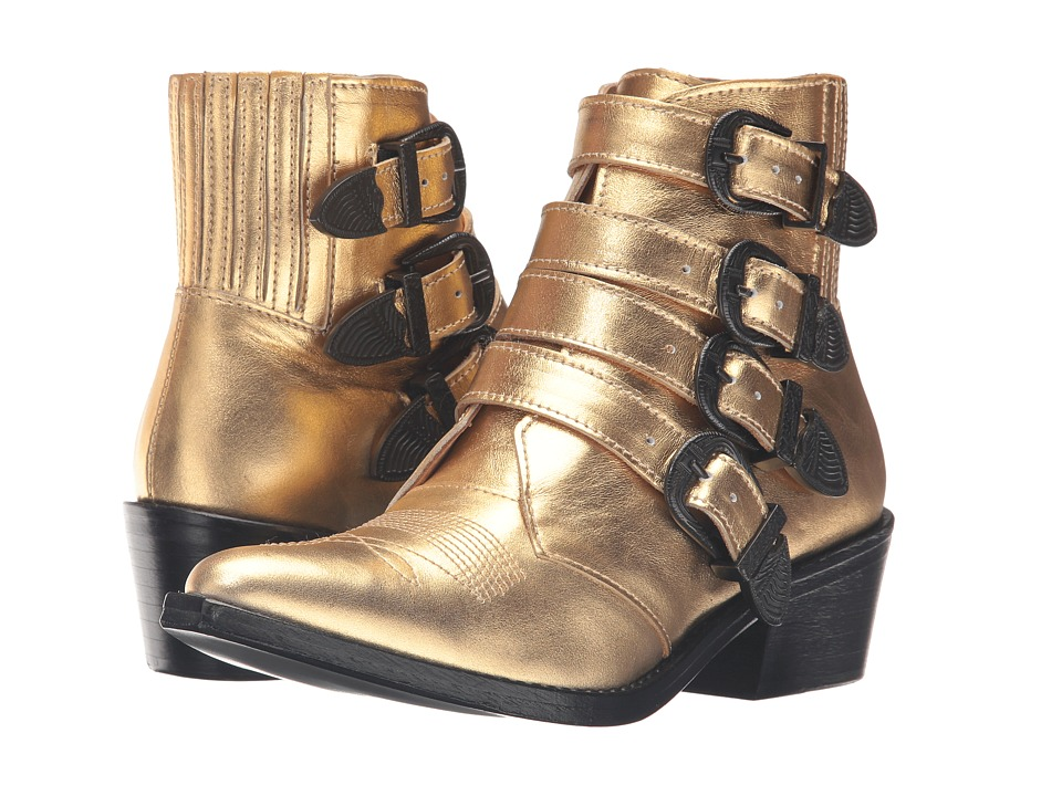Toga Pulla AJ006 (Metallic Gold/Limited Edition) Women