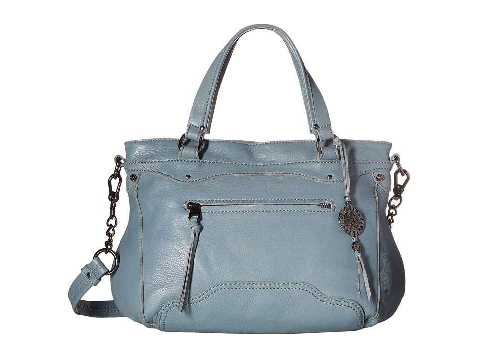 The Sak - Tahoe Satchel (Blue Mist) Satchel Handbags