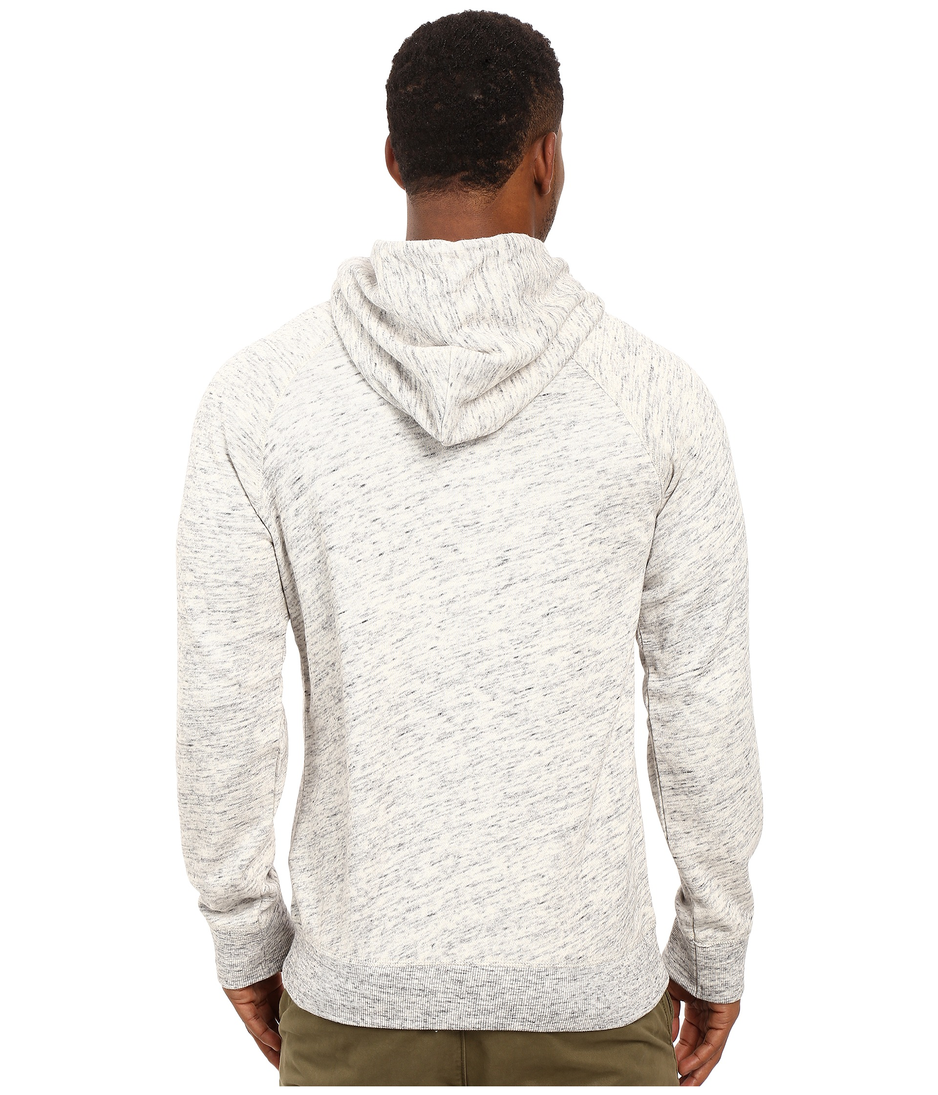 obey monument fleece pullover hoodie free shipping both ways. Black Bedroom Furniture Sets. Home Design Ideas