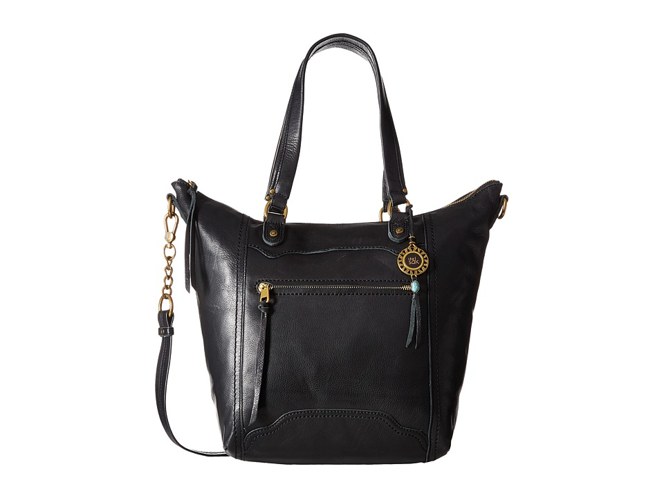 The Sak - Tahoe Tote (Black) Tote Handbags