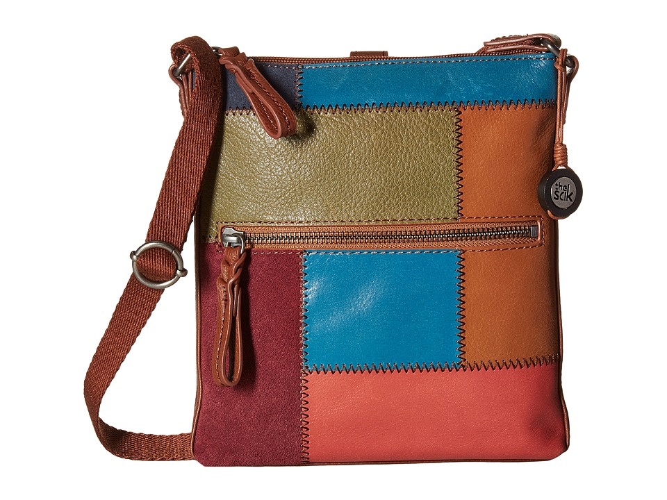The Sak - Pax Swing Pack (Multi Patch) Cross Body Handbags