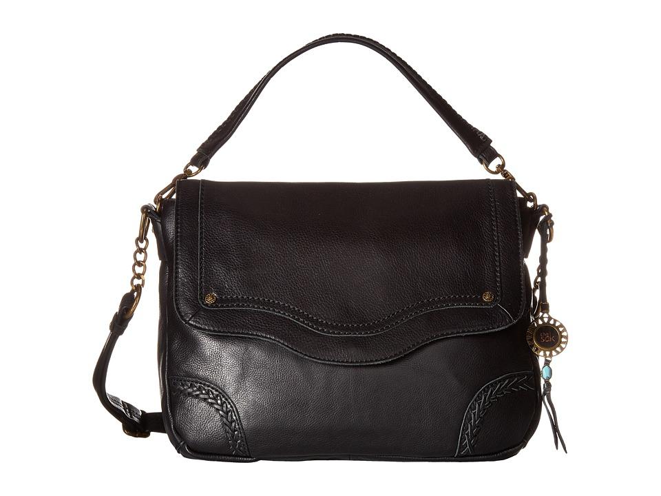 The Sak - Tahoe Messenger (Black) Messenger Bags