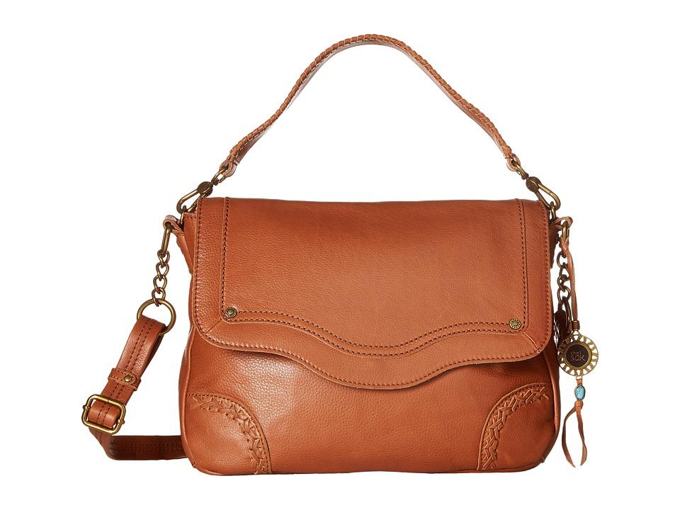 The Sak - Tahoe Messenger (Cognac) Messenger Bags