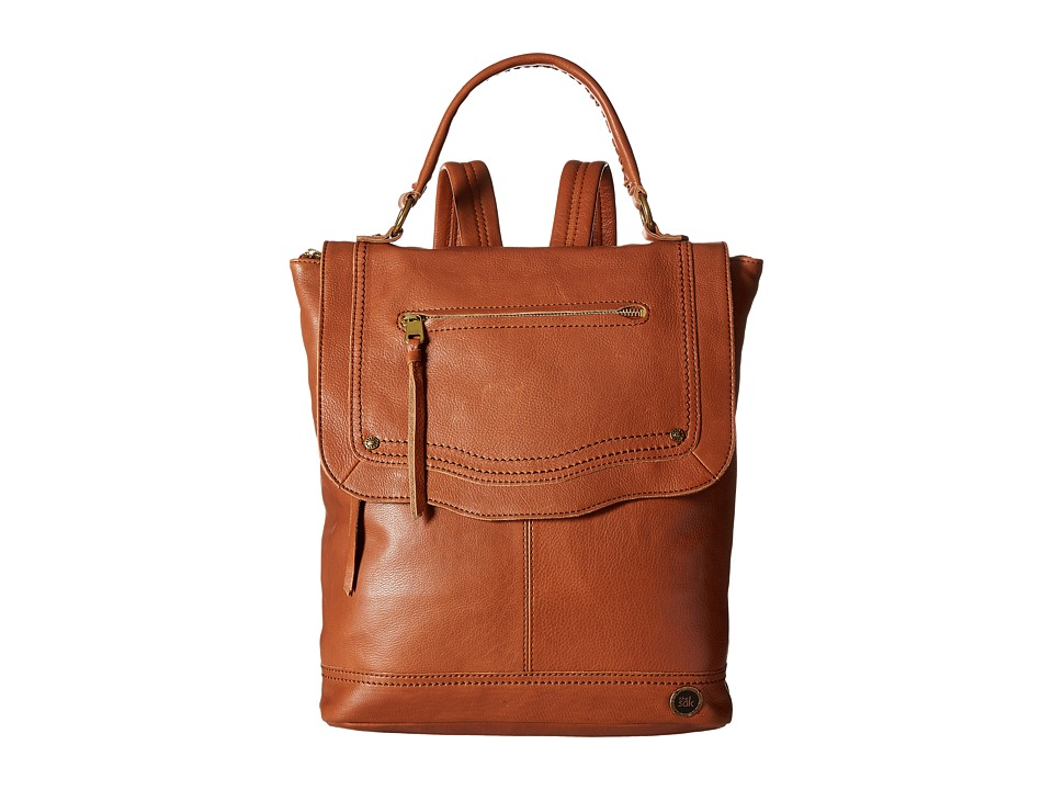 The Sak - Tahoe Backpack (Cognac) Backpack Bags