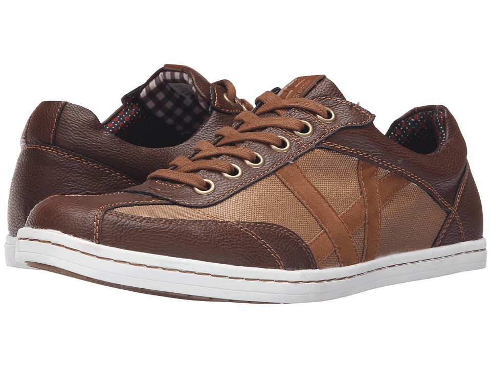 Ben Sherman Lox T Toe (Brown) Men