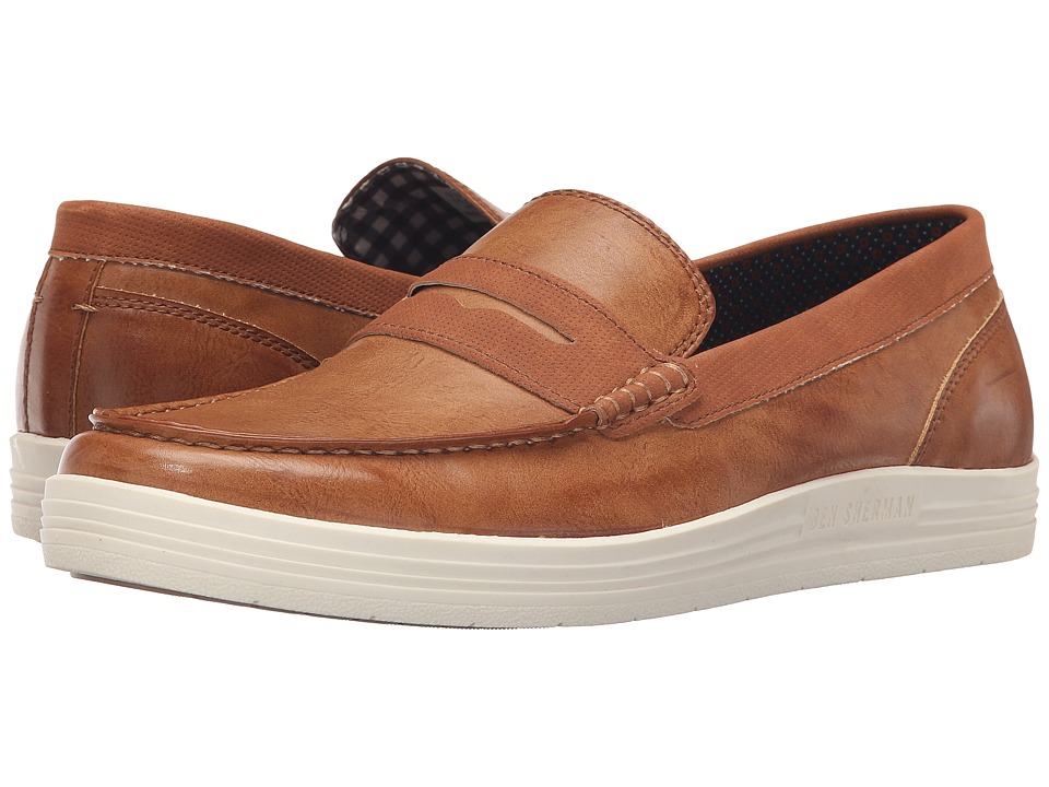 Ben Sherman - Payton Loafer (Tan) Men