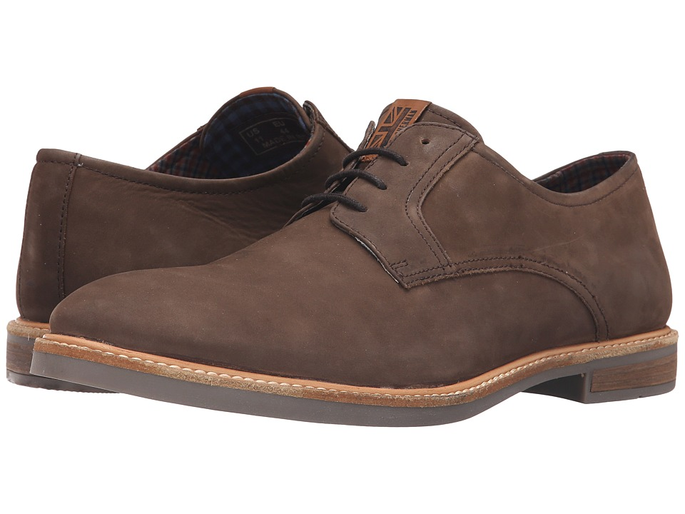 Ben Sherman Birk Plain Toe (Brown) Men