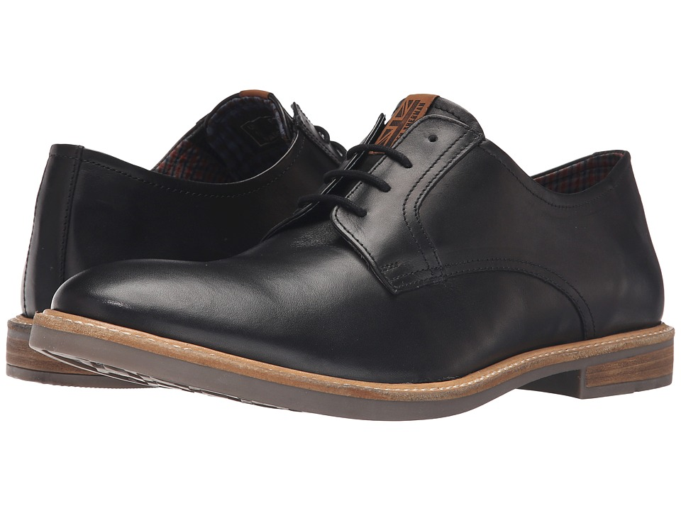 Ben Sherman Birk Plain Toe (Black) Men