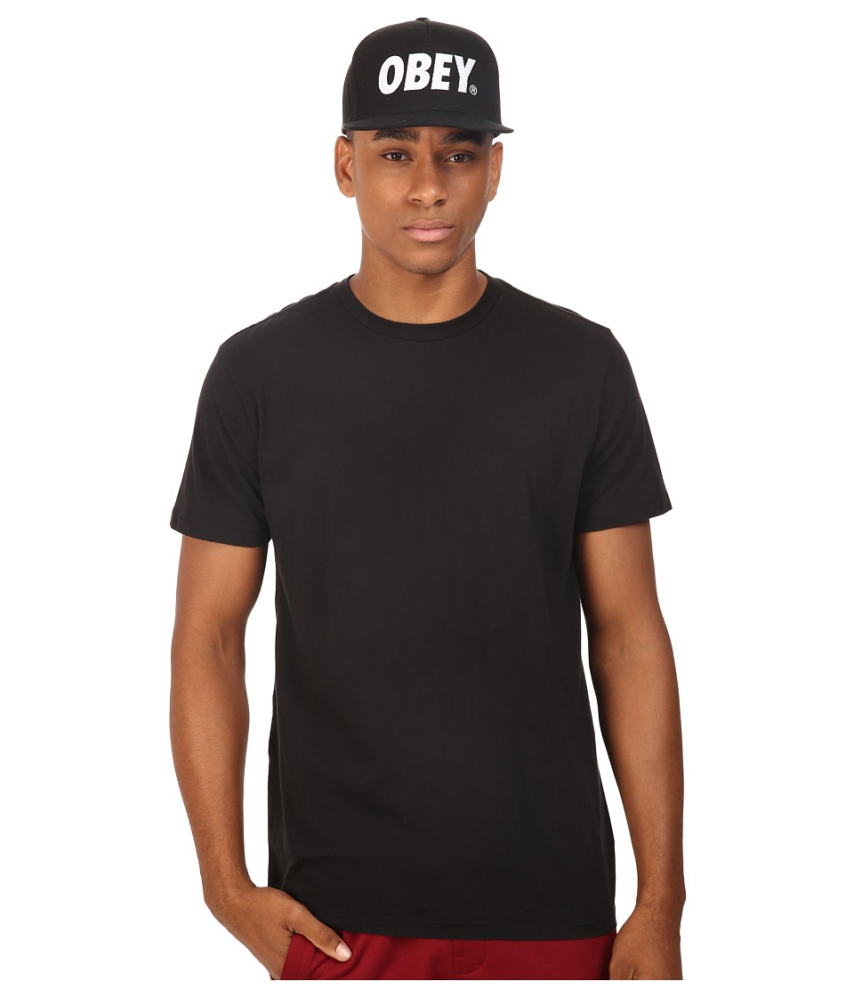 Obey - Superior Tee (Black) Men