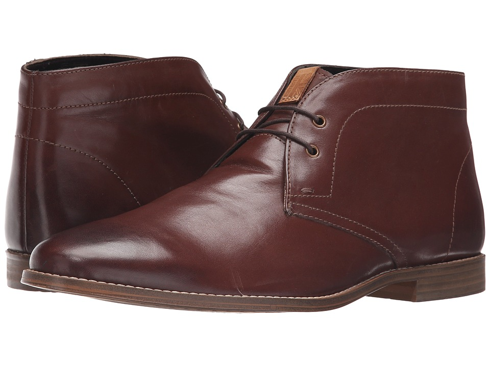 Ben Sherman Gaston Chukka (Dark Brown) Men