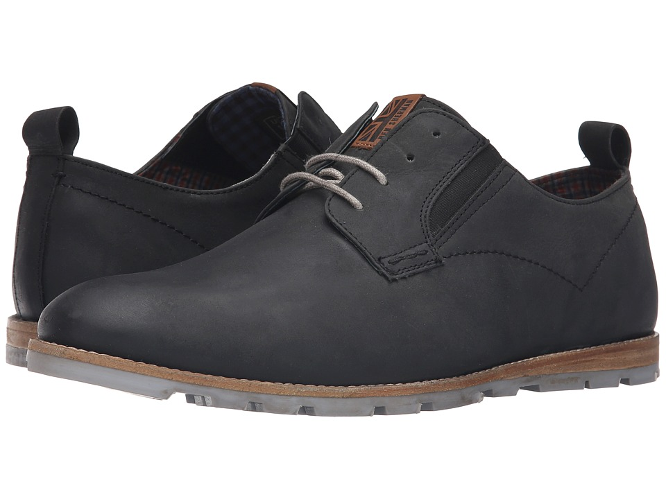 Ben Sherman - Barnett Lug (Black) Men
