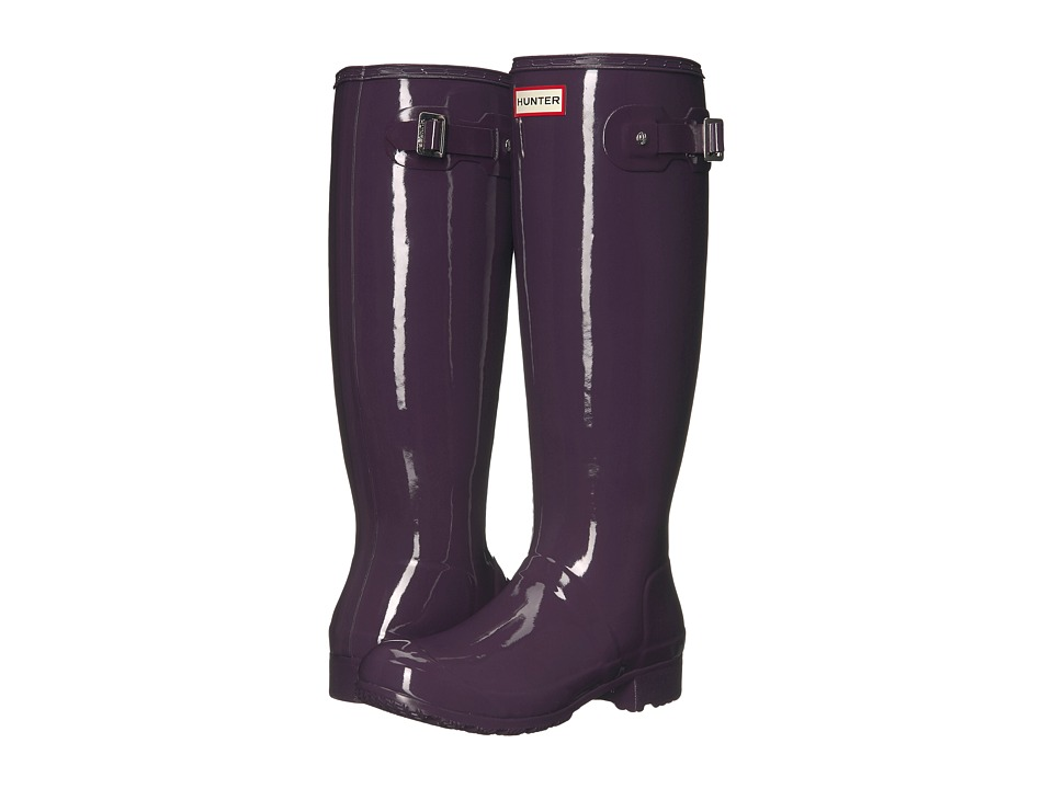 Hunter Original Tour Gloss (Purple Urchin) Women