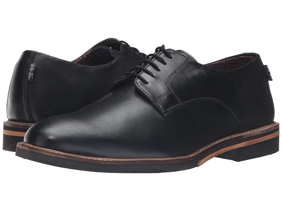 Ben Sherman Julian Plain Toe (Black) Men