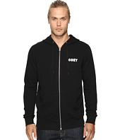 Obey - Foster Zip Hoodie