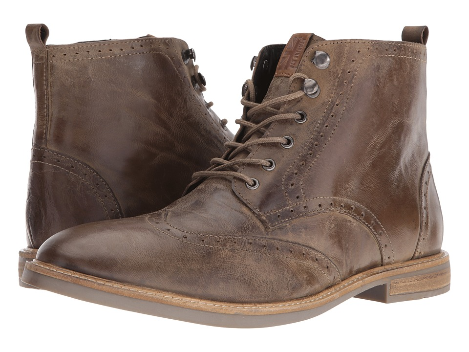 Ben Sherman Birk Boot Distressed (Taupe) Men