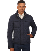 Scotch & Soda - Light Padded Quilted Jacket in Peached Nylon Quality