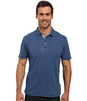 True Grit - Genuine Indigo Knit Short Sleeve Polo