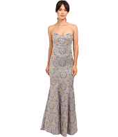 Nicole Miller - Dakota Embroidered Gown